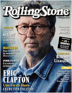 Rolling Stone France July-August 2016.