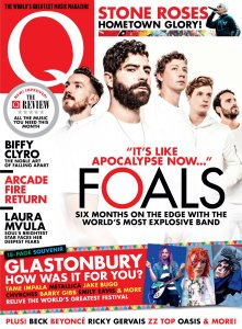 Q Magazine September 2016. 132 стр., 46 Мб, PDF.