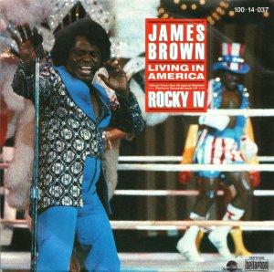 James Brown — Living in America (1985)