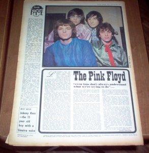 Record Mirror  8 июля 1967