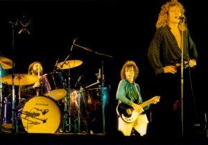 11 августа 1979, Led Zeppelin отыграли своё последнее в истории шоу в Великобритании
