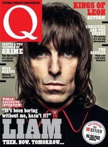 Q Magazine October 2016. 132 стр., 42 Мб, True PDF.