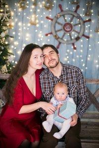 Поздравляем Тебя, любимый муж и любимый папа!)