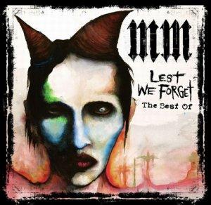 MARILYN MANSON: 'Lest We Forget' Artwork, Final Track Listing Revealed - Aug. 13, 2004