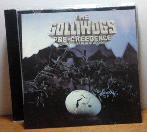 Новый-старый релиз (пластинка 1975 года) The Golliwogs - Pre-Creedence (GSGZOO1CD) 2016 Greyscale