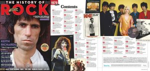 The History Of Rock September 2016.