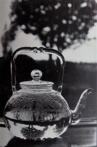Through a glass teapot 1996