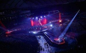 Babymetal всё-таки собрали аншлаг в Tokyo Dome. Два концерта по 55 тыс. зрителей.