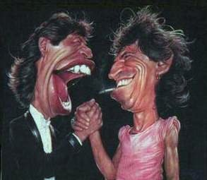 Sorry Guys, Битлов нет, зато есть классные Роллинги ;-))  Мик и Кейт