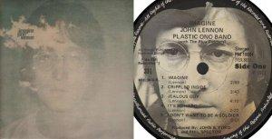 А чего не упомянули (пропустили) альбом  Imagine Д.Леннона, 8 октября тоже 45тилетие было! ;-)