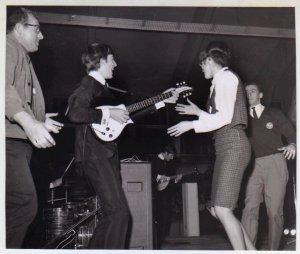 28 октября 1963 Borashallen, Борас, Швеция.