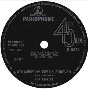 strawberry fields forever essay