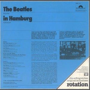 Очевидно, что текст на болгарском составлен из текста с обложки немецкой пластинки The Beatles In Hamburg (Polydor, 1977)