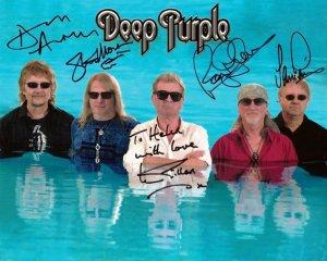 Ничто не вечно.... Это уже тот Deep Purple .....
