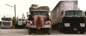А какие там грузовики!!!