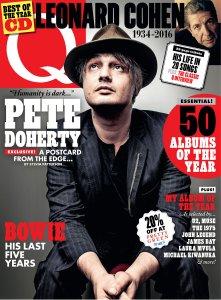 Q Magazine February 2017. 132 стр., 44 Мб, True PDF.