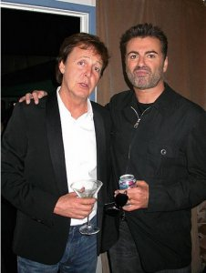 Paul on the passing of George Michael: George Michael's sweet soul music will live on even after his sudden death. Having worked with him on a number of occasions his great talent always shone through and his self deprecating sense of humour made the experience even more pleasurable.