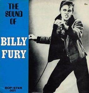 На обложке этого издания изображен не Элвис Пресли (как можно ошибочно предположить), а Billy Fury - британский исполнитель.