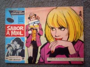 COMIC SPANISH MAGAZINE  1964