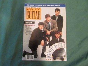 Acoustic Guitar  июль-август 1991