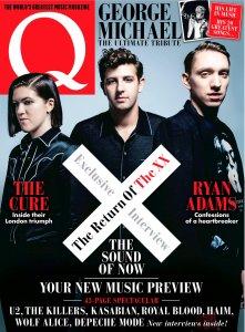 Q Magazine March 2017. 132 стр., 41 Мб, True PDF.