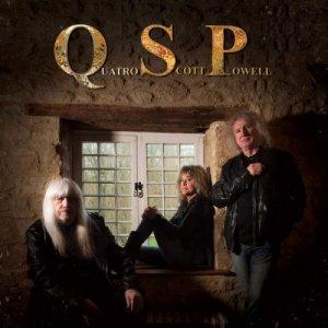 Новый альбом Сюзи с Доном Пауэллом (Slade) и Энди Скоттом (Sweet). Каверовый, но есть мнение, что неплох.
