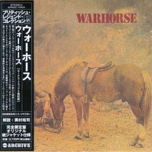 Доп :  WARHORSE ( 5 bonus tracks ) ( Hard Rock, Heavy Prog )1970Warhorse