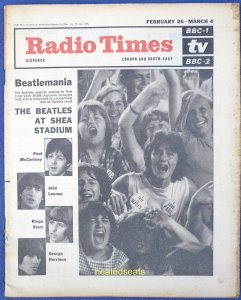 Radio Times  24 февраля 1966