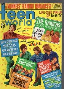 Teen World  октябрь 1967