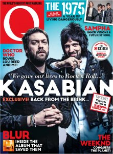 Q Magazine May 2017. 132 стр., 55 Мб, True PDF.