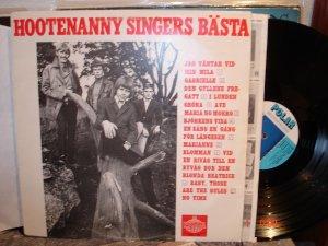 Вчера прослушал диск Hootenanny Singers - Basta, 1967...