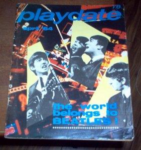 Playdate  апрель 1964