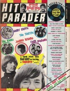 Hit Parader  октябрь 1967