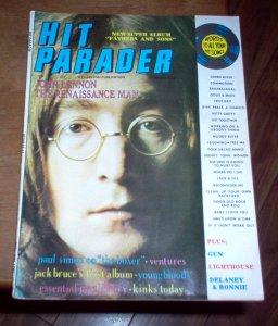 Hit Parader  декабрь 1969