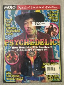 MOJO Special Limited Edition Psychedelic