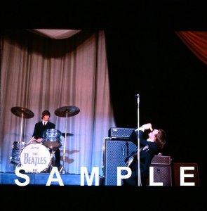 На еВау всплыли три редких фотографии с концерта Битлз 1 ноября 1964 в ASTORIA CINEMA, Finsbury Park.
