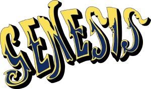 Первый  сказочный  логотип  Генезис, его  вроде  не  постили  еще.