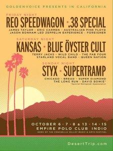 Goldenvoice Presents in California:
