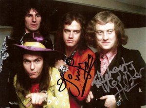 Jim Lea and Noddy Holder