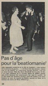 Из L'Illustre (Switzerland) за 1 октября 1964.