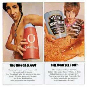 У  нас  The Who  традиционно  не  в  почете, но ...