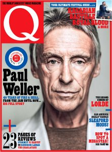 Q Magazine July 2017. 132 стр., 58 Мб, True PDF.