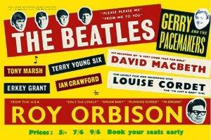 18 мая 1963:  Концерт Битлз: Adelphi Cinema ,Слау( Slough)