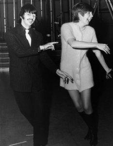 1968 BBC TV Theatre Ринго и Силла Блэк