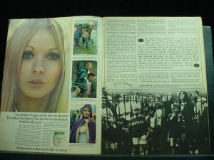 Из журнала Rave за 1968. 1