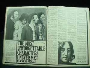 Из журнала Rave за 1968. 2