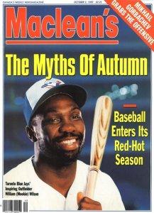 Оригинал этой статьи был опубликован в канадском журнале Maclean's 2 October 1989