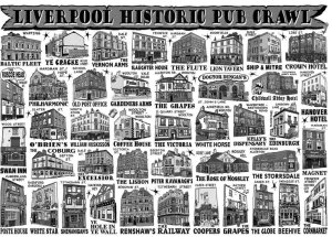 Путеводитель по историческим пабам Ливерпуля