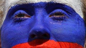 По данным опроса фонда «Общественное мнение», 78 процентов россиян считают себя патриотами, что на 21 процент больше, чем в 2006 году, передает «Интерфакс».