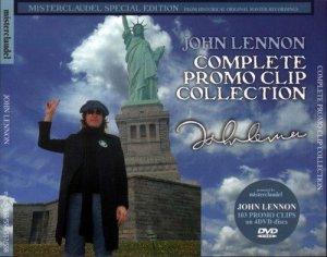 John Lennon - Complete Promo Clip Collection [2016, Rock, 4xDVD5]
